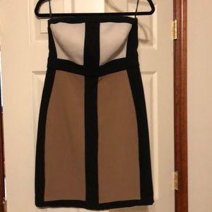 New York & Company Elegant strapless dresss